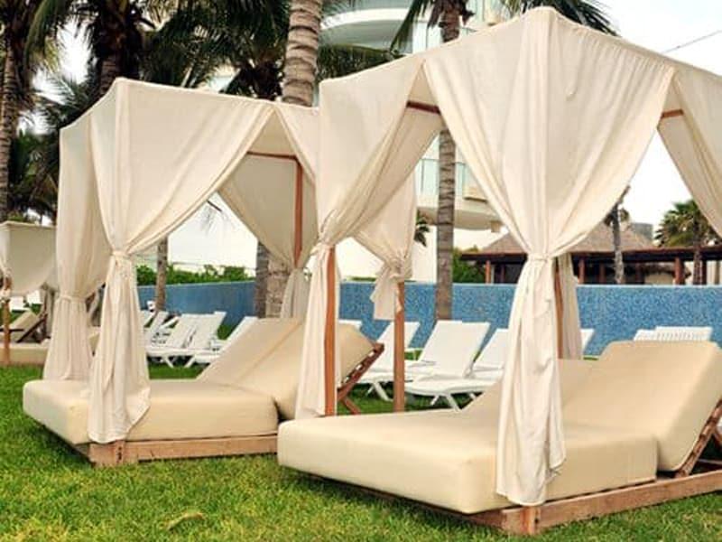 Mobiliario para hoteles y restaurantes