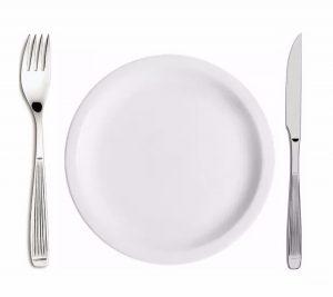 Tipos de platos: Platos para presentación