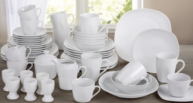 Tipos de platos y sus usos