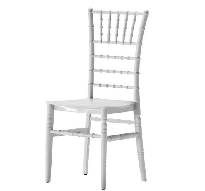 silla tiffany para banquetes