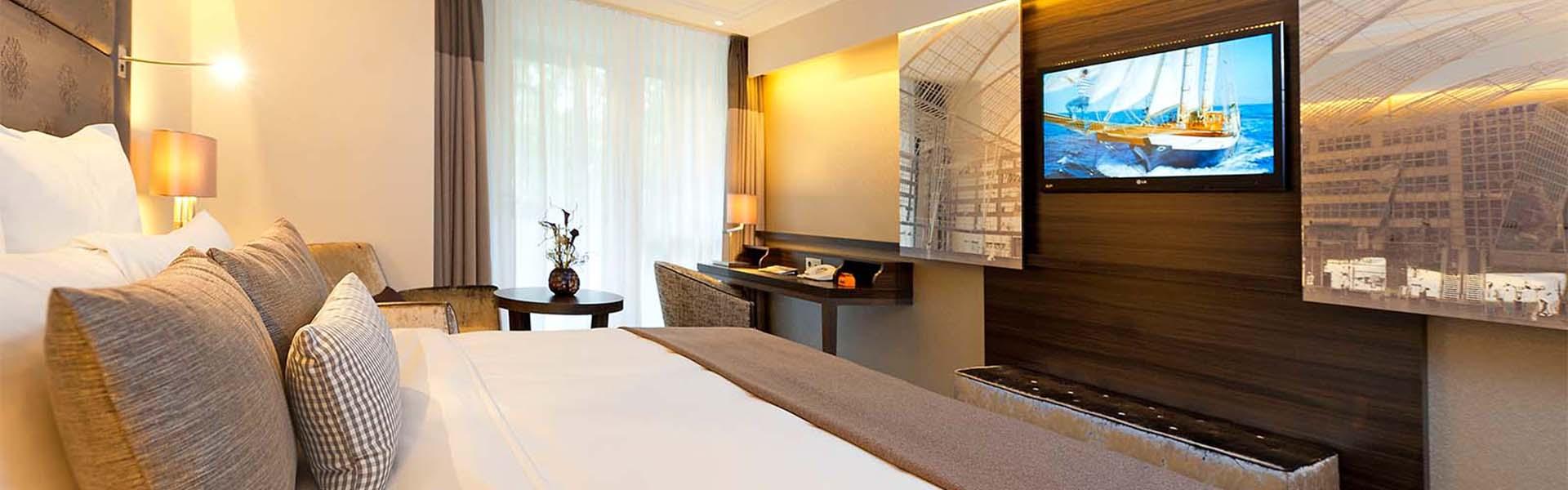 televisiones para hotel