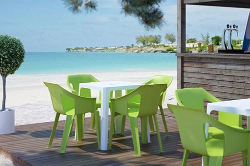 muebles resol para exteriores